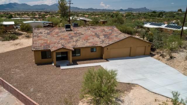 5433 N Kennebec Lane, Tucson, AZ 85704 (#22111201) :: The Local Real Estate Group | Realty Executives