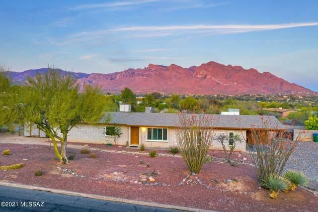 1633 W Placita Montuoso, Oro Valley, AZ 85737 (#22111205) :: Long Realty - The Vallee Gold Team
