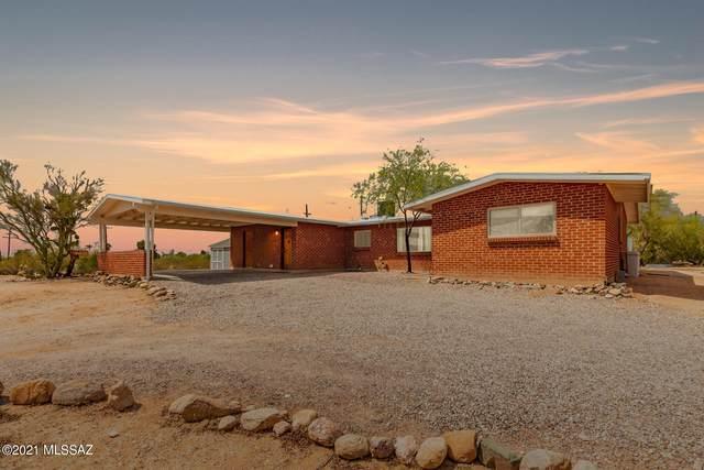 1420 W Calle Tiburon, Tucson, AZ 85704 (#22111229) :: Tucson Real Estate Group