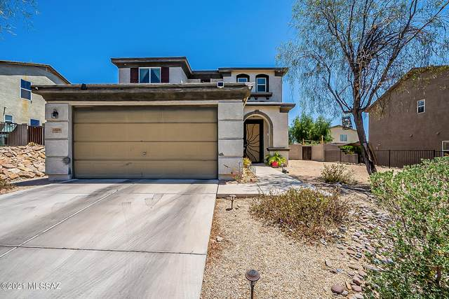 1329 S Flaxseed Drive, Tucson, AZ 85713 (#22111390) :: Long Realty - The Vallee Gold Team