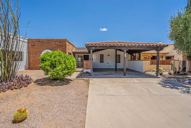 541 S Paseo Del Cobre, Green Valley, AZ 85614 (#22111585) :: Long Realty - The Vallee Gold Team
