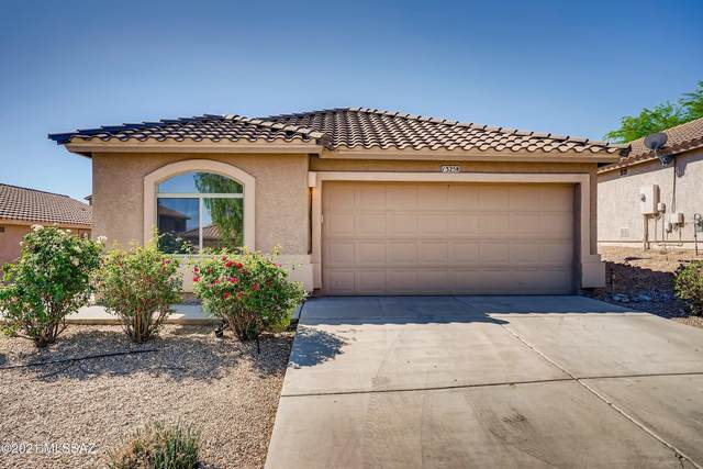13258 E Mineta Ridge Drive, Vail, AZ 85641 (#22111590) :: Long Realty - The Vallee Gold Team