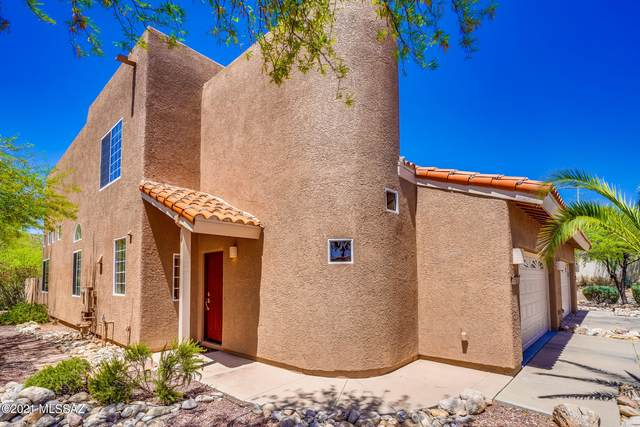 4041 N Flaming Sky Place, Tucson, AZ 85750 (#22111621) :: Long Realty - The Vallee Gold Team