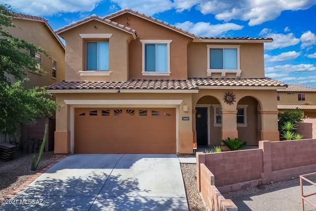 1669 W Gentle Brook Trail, Tucson, AZ 85704 (#22111657) :: Keller Williams
