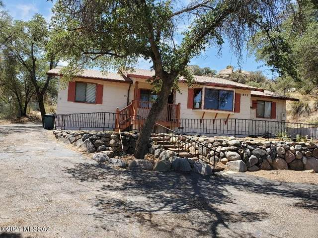 1855 E Molasses Street, Oracle, AZ 85623 (#22111713) :: Kino Abrams brokered by Tierra Antigua Realty