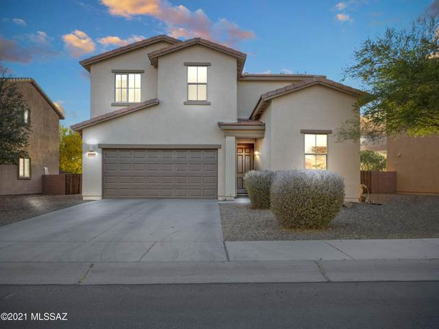 12989 N Lea Maw Drive, Marana, AZ 85653 (MLS #22111756) :: The Luna Team