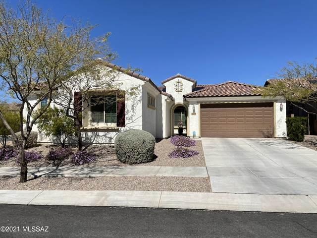 10981 E Lone Pine Place, Tucson, AZ 85747 (#22111852) :: Tucson Real Estate Group