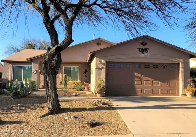 10029 E Moonstruck Way, Tucson, AZ 85747 (#22111874) :: Long Realty - The Vallee Gold Team