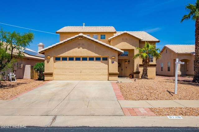8748 N Sayante Way, Tucson, AZ 85743 (#22111955) :: Kino Abrams brokered by Tierra Antigua Realty