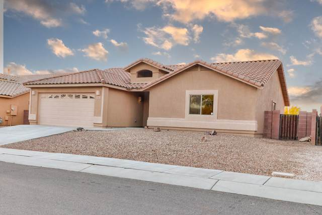 1011 E Providence Canyon Drive Drive, Sahuarita, AZ 85629 (#22111989) :: Long Realty - The Vallee Gold Team