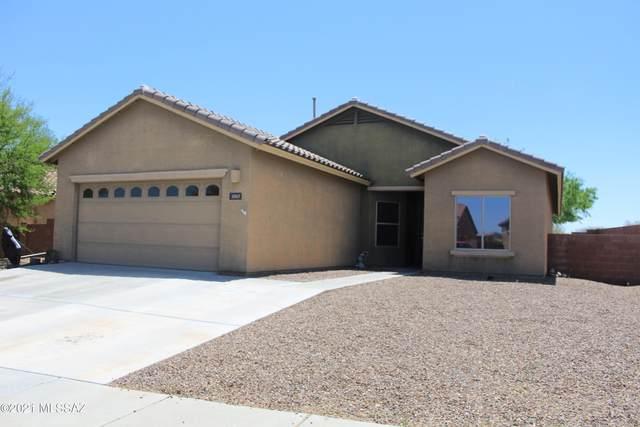 1003 S Throne Room Street, Benson, AZ 85602 (#22112127) :: Gateway Partners International