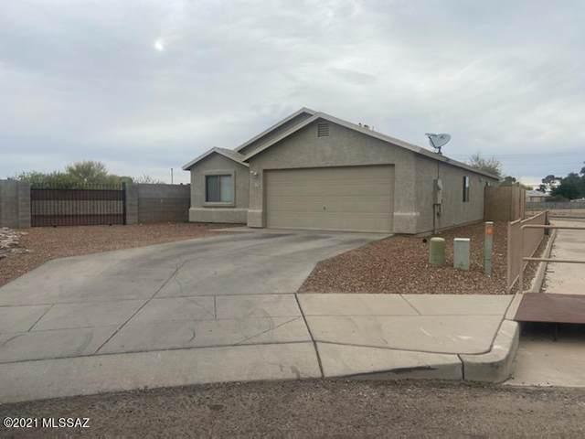 3779 E Talkalai Lake Place, Tucson, AZ 85706 (MLS #22112195) :: The Property Partners at eXp Realty