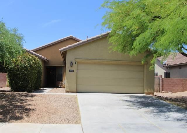 2090 W Cave Cotton Loop, Benson, AZ 85602 (#22112247) :: Tucson Real Estate Group