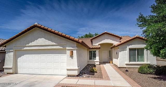 2187 E Apache Springs Lane, Green Valley, AZ 85614 (#22112293) :: Long Realty Company