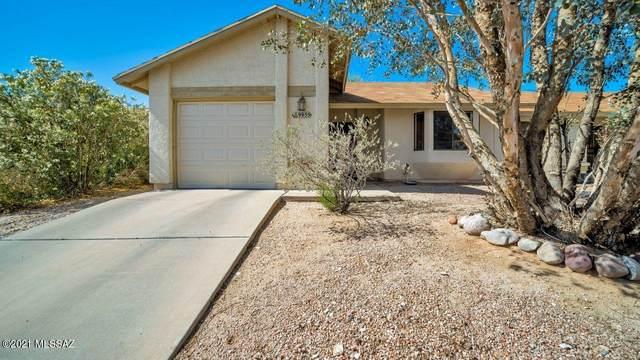 9955 E Banister Drive, Tucson, AZ 85730 (#22112299) :: Long Realty Company