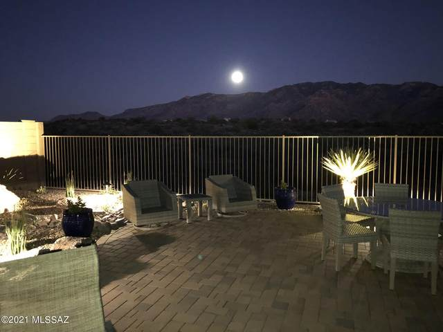 11656 N Silverwood Drive, Oro Valley, AZ 85737 (#22112332) :: Long Realty - The Vallee Gold Team