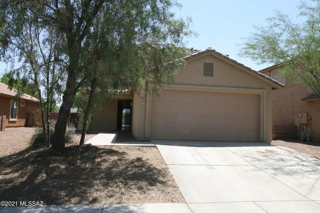 12932 N Steamboat Drive, Marana, AZ 85653 (MLS #22112575) :: The Luna Team