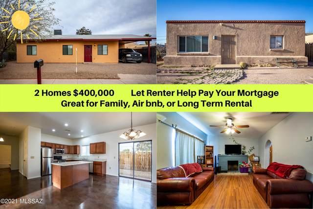 706 N Cherokee Avenue, Tucson, AZ 85745 (#22112589) :: The Dream Team AZ