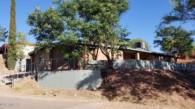 542 E Calle Nacozari, Nogales, AZ 85621 (#22112784) :: Long Realty - The Vallee Gold Team