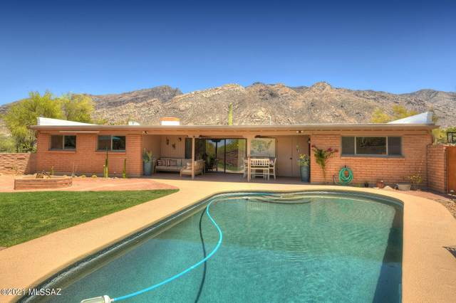 6260 N Camino Pimeria Alta, Tucson, AZ 85718 (#22112903) :: Kino Abrams brokered by Tierra Antigua Realty