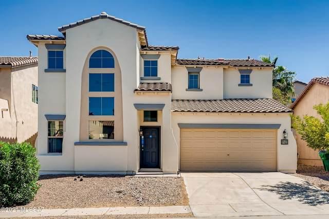 107 W Camino Rancho Lucido, Sahuarita, AZ 85629 (#22113268) :: The Local Real Estate Group   Realty Executives