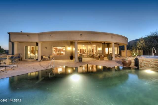 14576 N Sunset Gallery Drive, Marana, AZ 85658 (#22113293) :: The Dream Team AZ