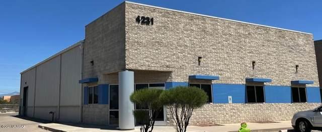 4231 Station Master Drive, Tucson, AZ 85714 (#22113522) :: Gateway Realty International