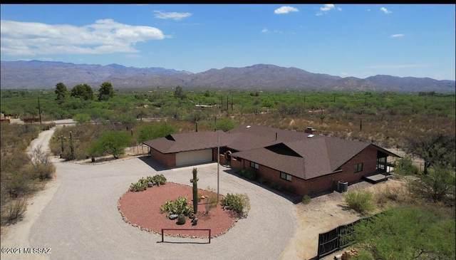 12650 E Speedway Boulevard, Tucson, AZ 85748 (#22113541) :: The Josh Berkley Team