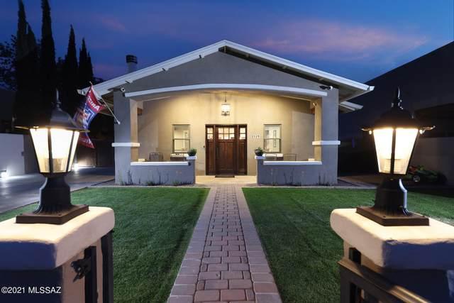 2124 E 2nd Street, Tucson, AZ 85719 (#22113602) :: The Local Real Estate Group   Realty Executives