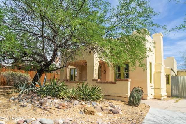 1024 E 7th Street, Tucson, AZ 85719 (#22113714) :: The Dream Team AZ