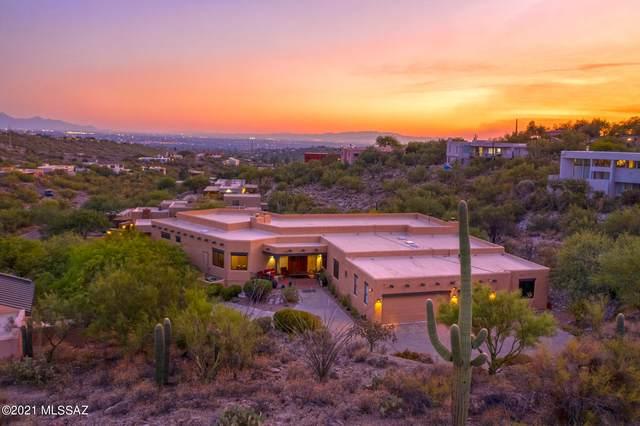 5667 N Via Salerosa, Tucson, AZ 85750 (#22113833) :: Tucson Real Estate Group