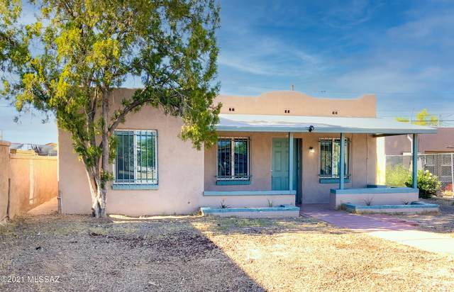 221 E 32nd Street, Tucson, AZ 85713 (#22113896) :: The Local Real Estate Group   Realty Executives