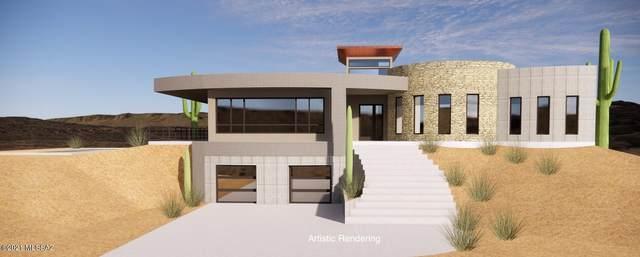 10845 N Summer Moon Place, Tucson, AZ 85737 (#22114063) :: Elite Home Advisors | Keller Williams
