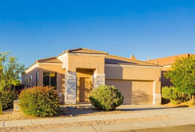 601 E Painted Pueblo Drive, Vail, AZ 85641 (#22114176) :: Tucson Property Executives