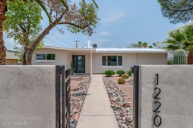 1220 N Norris Avenue, Tucson, AZ 85719 (#22114416) :: Kino Abrams brokered by Tierra Antigua Realty