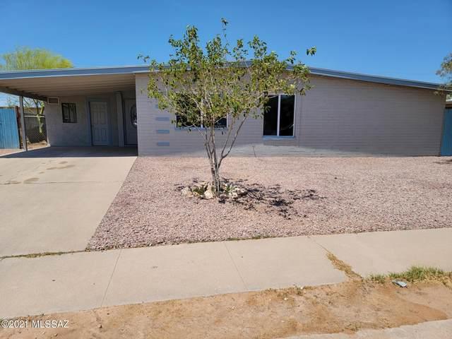 402 W Calle Margarita, Tucson, AZ 85706 (#22114513) :: The Dream Team AZ