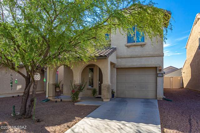 E 21496 E Independence Way, Red Rock, AZ 85145 (#22114556) :: Long Realty - The Vallee Gold Team