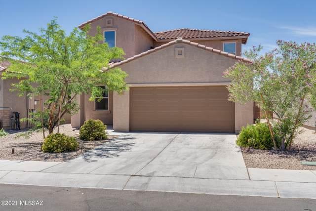 501 N Pecan Sweeper Lane, Sahuarita, AZ 85629 (#22114568) :: The Local Real Estate Group | Realty Executives
