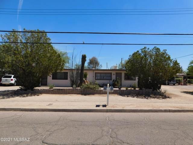 4202 E Flower Street, Tucson, AZ 85712 (#22114883) :: Kino Abrams brokered by Tierra Antigua Realty