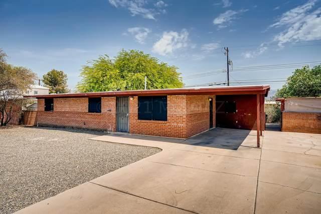 6957 E Calle Orion, Tucson, AZ 85710 (#22114895) :: Long Realty - The Vallee Gold Team