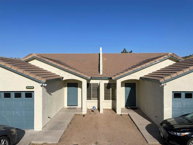 2544 N Corinthian Garden Drive, Nogales, AZ 85621 (#22115051) :: Tucson Real Estate Group