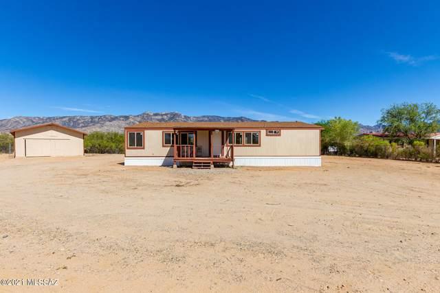 4550 E Joshua Tree Place, Tucson, AZ 85739 (#22115112) :: The Local Real Estate Group | Realty Executives