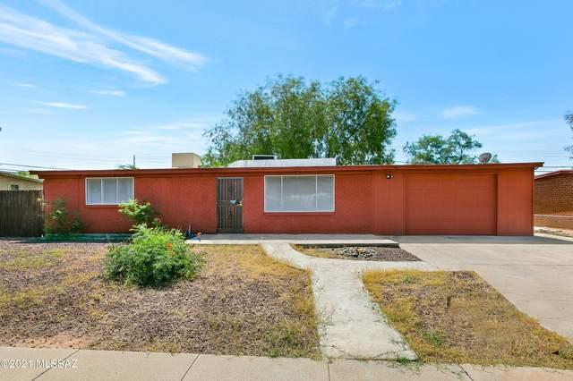 5018 E 28Th Street, Tucson, AZ 85711 (#22115159) :: Long Realty - The Vallee Gold Team