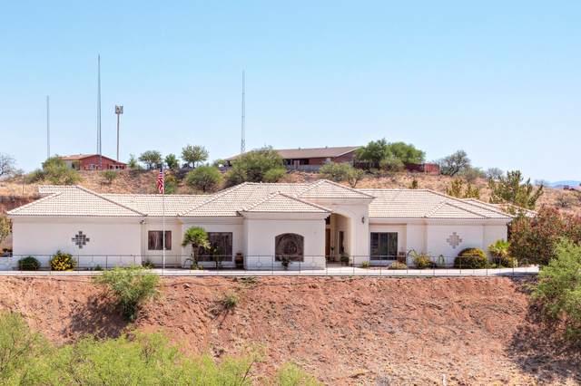 1040 W Mariposa Hills Drive, Nogales, AZ 85621 (#22115181) :: The Dream Team AZ