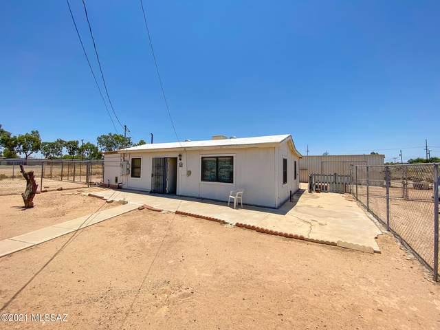19 W Carlton Street, Tucson, AZ 85706 (#22115217) :: Long Realty - The Vallee Gold Team