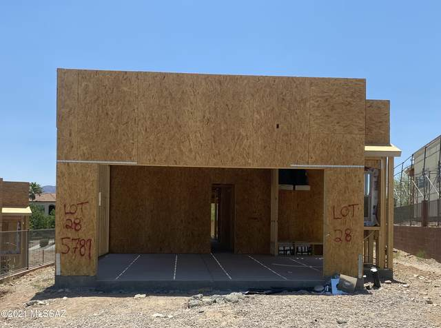 5789 S Dame Drive Lot 28, Green Valley, AZ 85622 (#22115221) :: Kino Abrams brokered by Tierra Antigua Realty