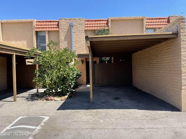2875 N Tucson Boulevard #14, Tucson, AZ 85716 (MLS #22115233) :: The Property Partners at eXp Realty