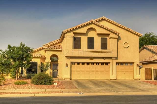 6763 W Redcliff Way, Tucson, AZ 85743 (#22115316) :: The Dream Team AZ