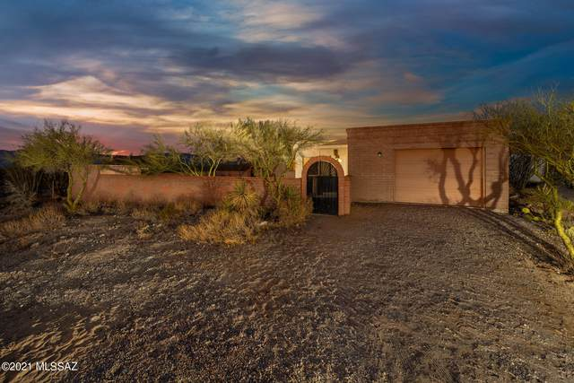 11141 S Flying Eagle Lane, Vail, AZ 85641 (#22115324) :: Kino Abrams brokered by Tierra Antigua Realty