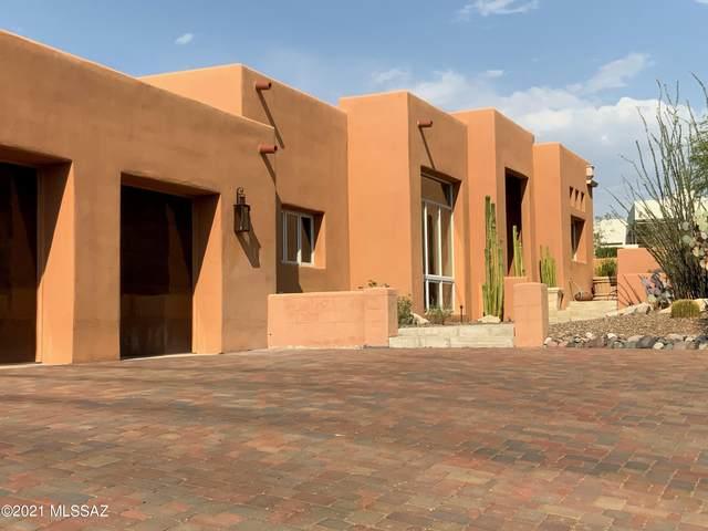 6100 N Via Presilla, Tucson, AZ 85718 (#22115334) :: Kino Abrams brokered by Tierra Antigua Realty